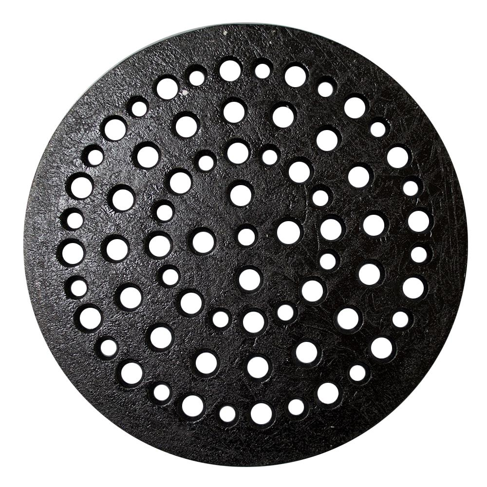 Cesspool Grate Drain 12 X 12 Inch Cast Iron Square Fitting Accessory Replacement