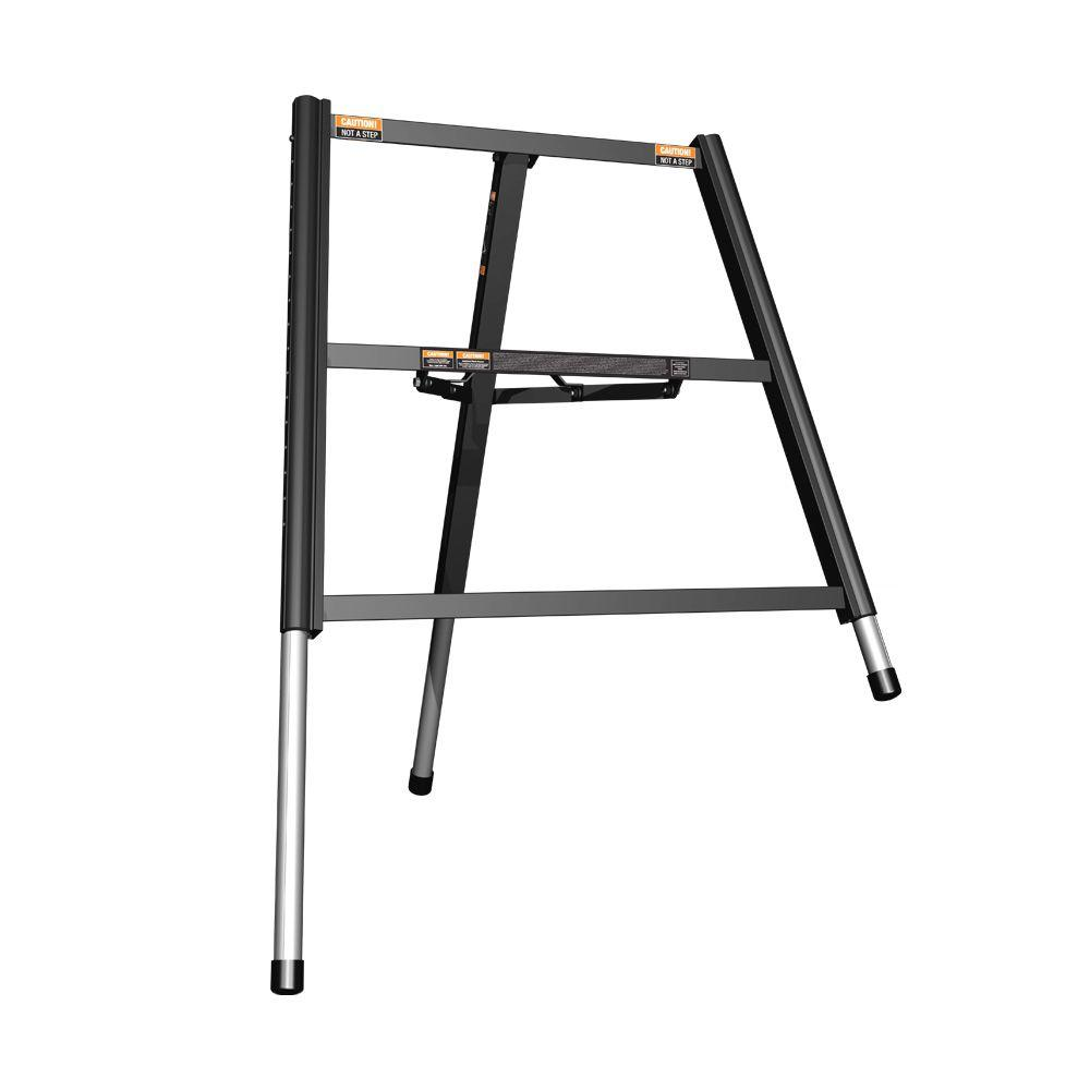 Bronco 4 ft. Adjustable Scaffolding System-DISCONTINUED