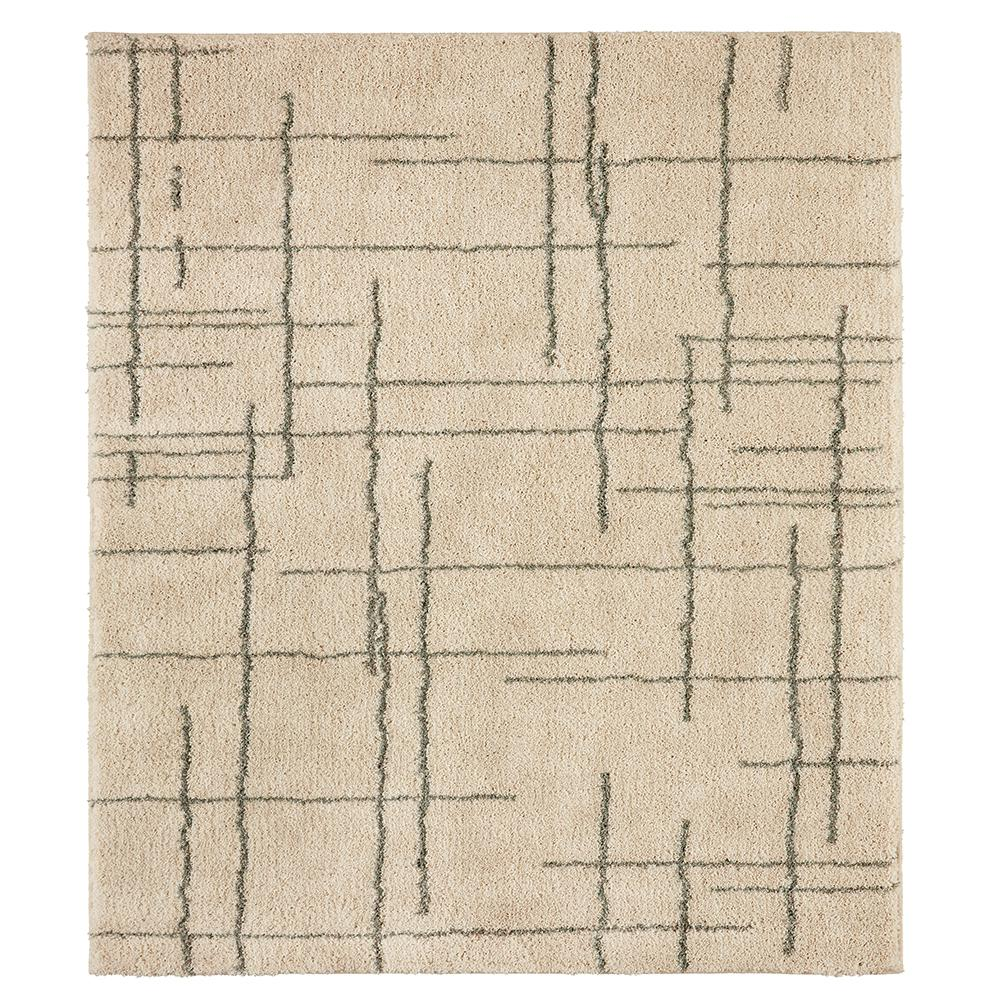 Jeff Lewis Linus Froth 8 Ft X Square Area Rug