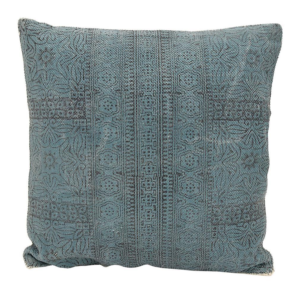 20 in. Cotton Cushion