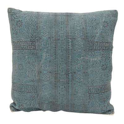 20 in. Cotton Cushion