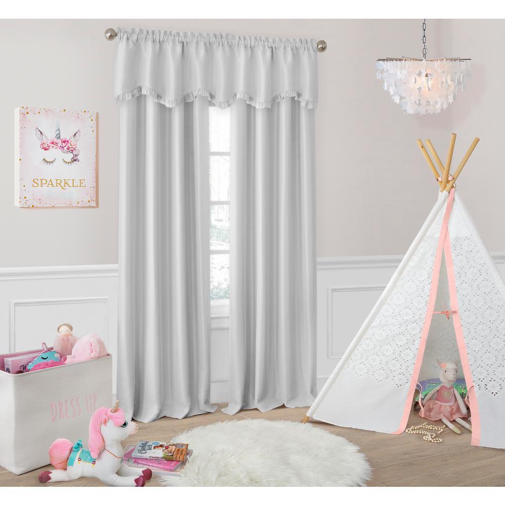 Elrene Adaline Nursey And Kids Blackout Window Curtain