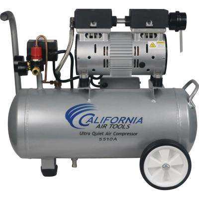 5.5 Gal. Aluminum Portable Electric Air Compressor