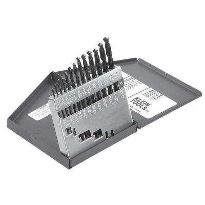 Regular Point Drill Bit Set (13-Piece)