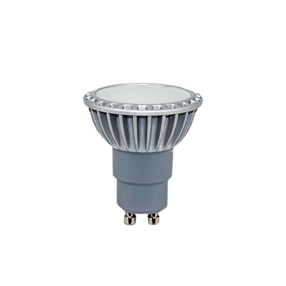 60-Watt Equivalent Dimmable LED GU10 3000K 120-Volt CL Light Bulb