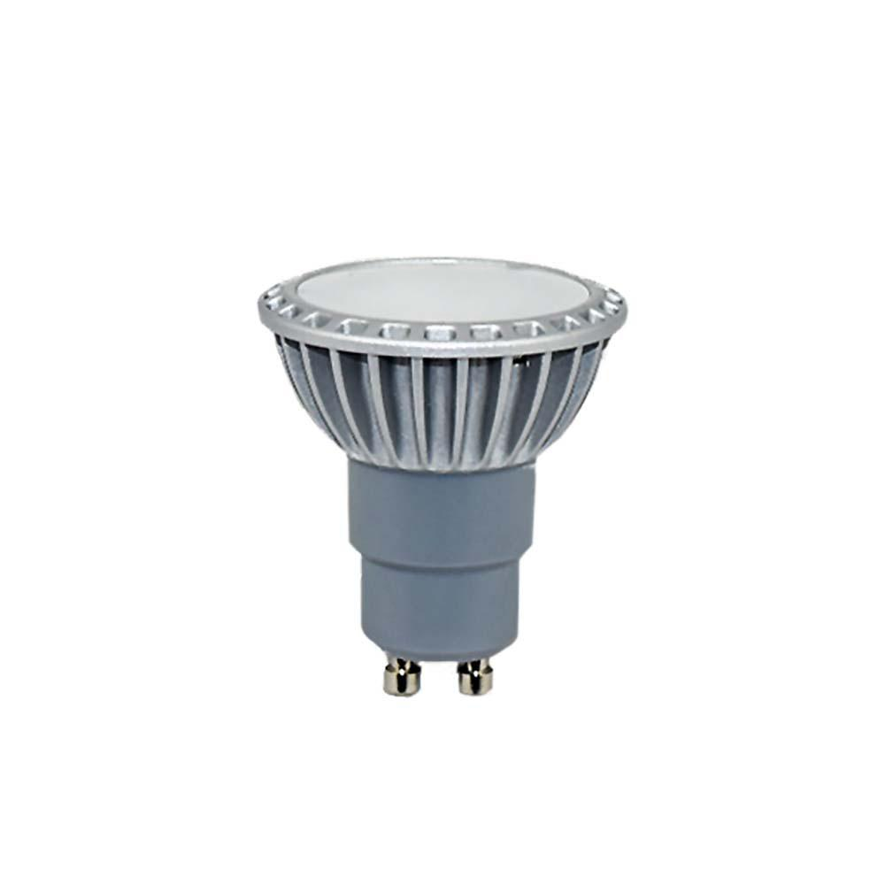 Maxim Lighting 60-Watt Equivalent Dimmable LED GU10 3000K 120-Volt CL Light Bulb