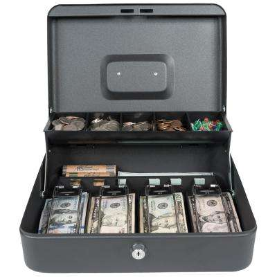Tiered Tray Deluxe Cash Box