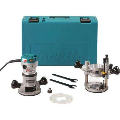 2-1/4 HP Router Kit with Plunge Base