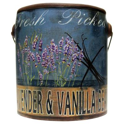 Farm Fresh Ceramic Candle Lavender Vanilla Bean