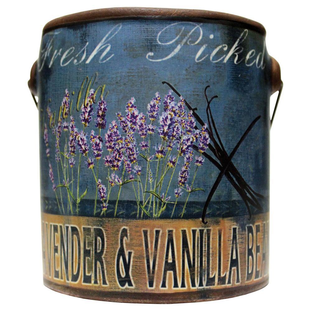 Farm Fresh Ceramic Candle Lavender Vanilla Bean