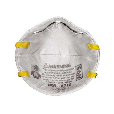 disposable respiratory mask