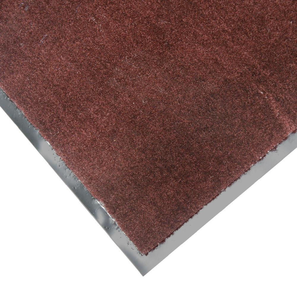 Rubber Cal Tuff Plush Burgundy 3 Ft X 10 Ft