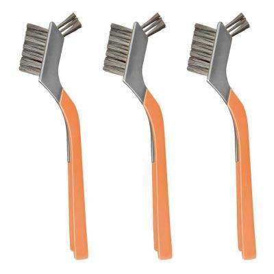 Stainless Mini Brushes (3-Pack)