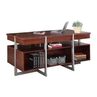 Austere Antiques Nora 66 in. Executive Desk