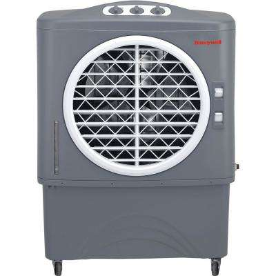 1062 CFM 3-Speed Portable Evaporative Air Cooler with Mechanical Controls for 610 sq. ft.