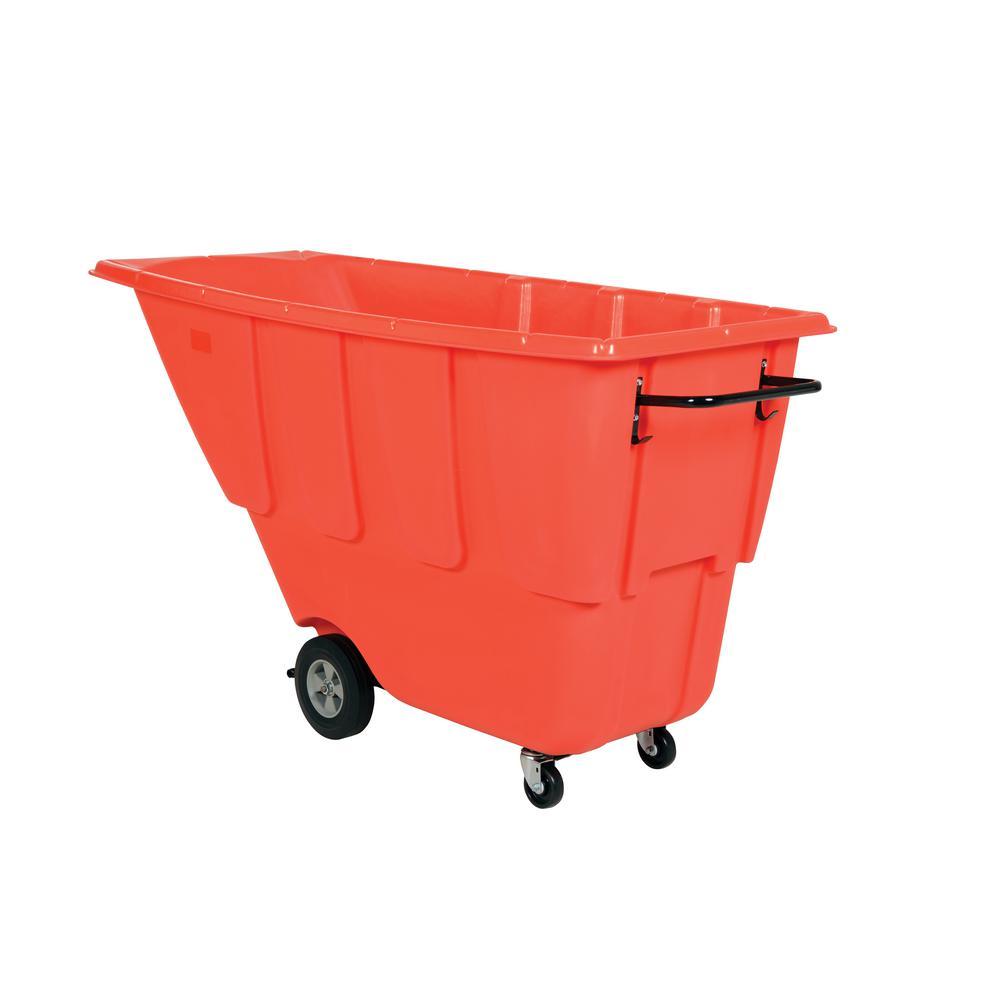 1/2 cu. yds. Light Duty Tilt Truck - Red