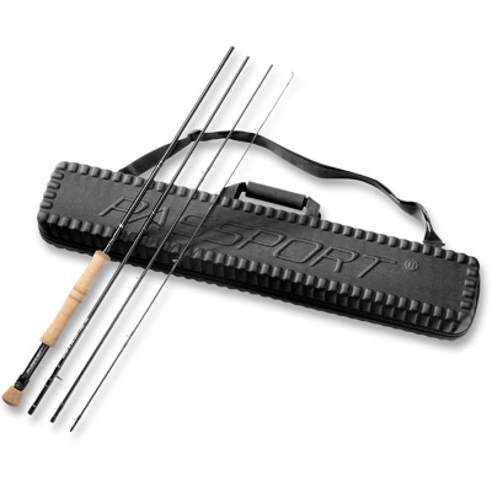 Passport Travel Fly Rod 9 Ft 6 Weight Includes Case P030 The Home Depot