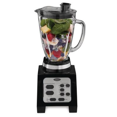 Fusion 48 oz. 7-Speed Black Blender