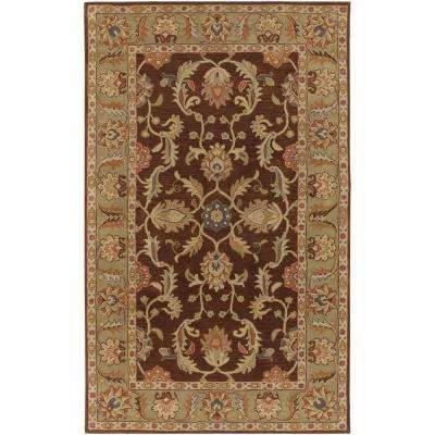John Brown 6 ft. x 9 ft. Area Rug