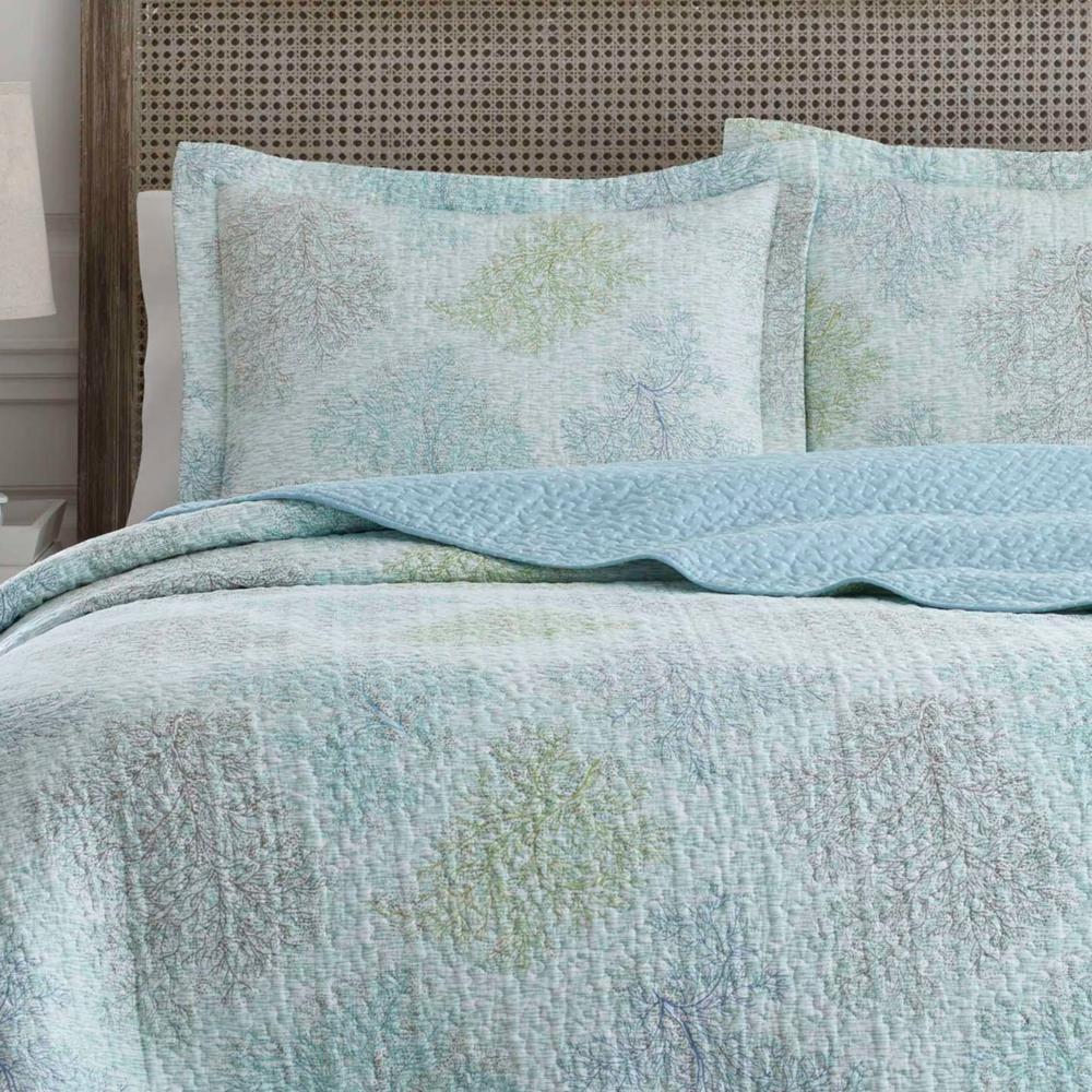Saltwater Cotton Quilt Set