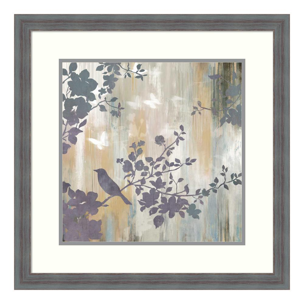 Amanti Art Mist Foliage Ii By Asia Jensen Framed Wall Art
