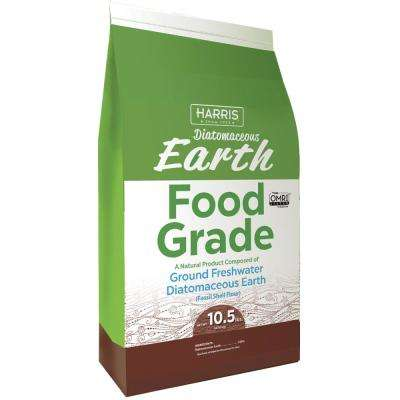 10.5 b. Diatomaceous Earth Food