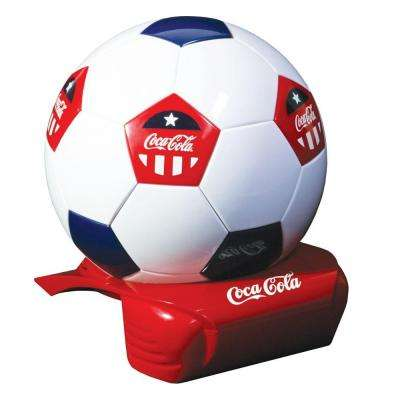 Thermoelectric 7.5 in. 5 (12 oz.) Can Soccer Ball Cooler