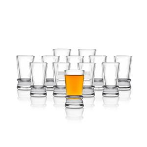 Deals on 12-Pack JoyJolt Afina 1.5-oz Shot Glasses