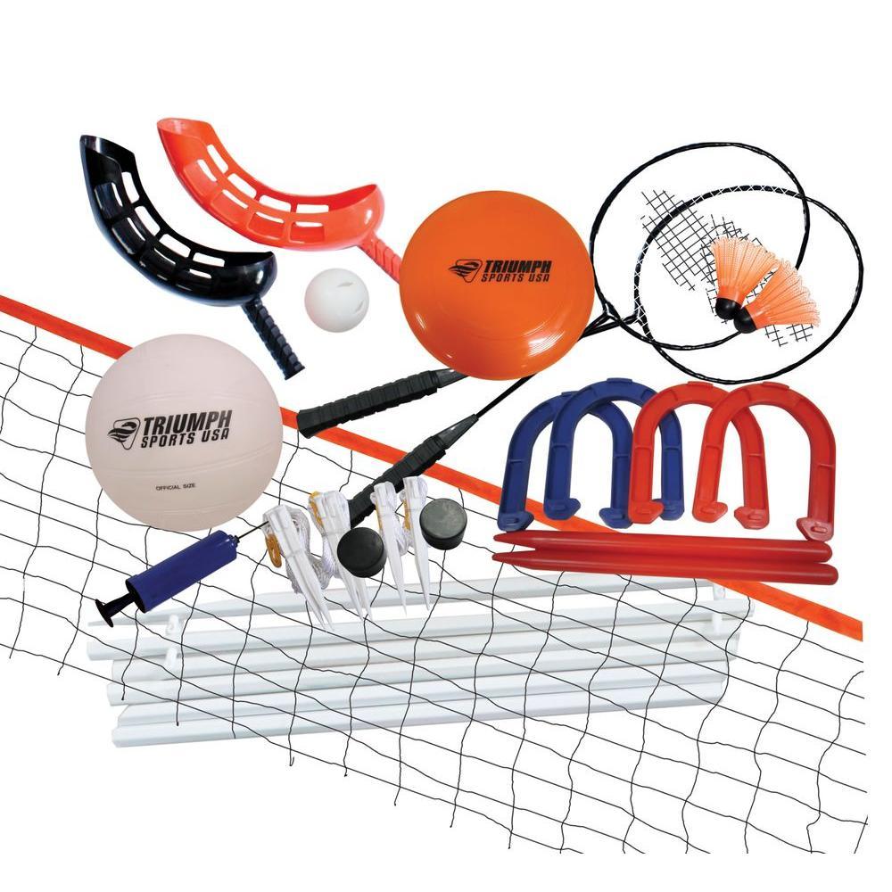 Triumph Sports USA Five Game Combo Set