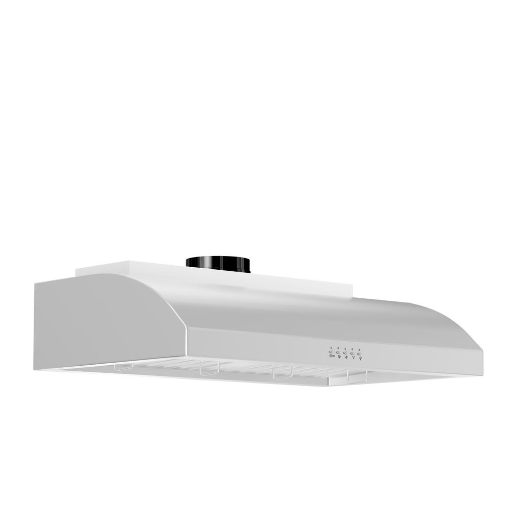 ZLINE 30 in. 900 CFM Under Cabinet Range Hood in Stainless