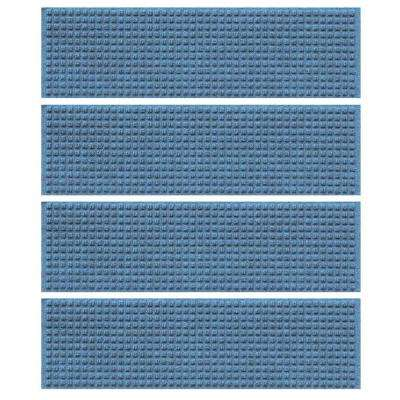 Bluestone 8.5 in. x 30 in. Squares Stair Tread (Set of 4)