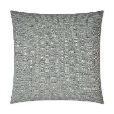 Jackie-O Mist Feather Down 24 in. x 24 in. Decorative Throw Pillow