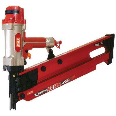 Powerlite High Pressure Stick Framing Nailer to 5-1/8 in.