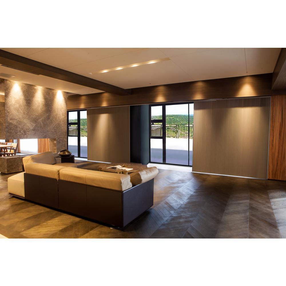 Designer Room Darkening Vertical Cellular Shade