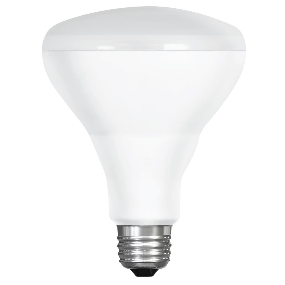 Feit Electric 65 Watt Equivalent Soft White BR30 IntelliBulb Switch To Dim  LED Light Bulb