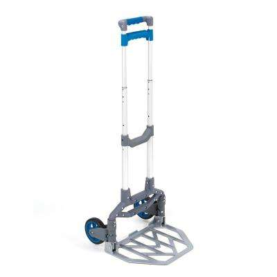 151 lbs. Capacity Heavy-Duty Folding Hand Truck