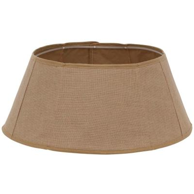 26 in Holiday Traditions Burlap Tree Stand Collar