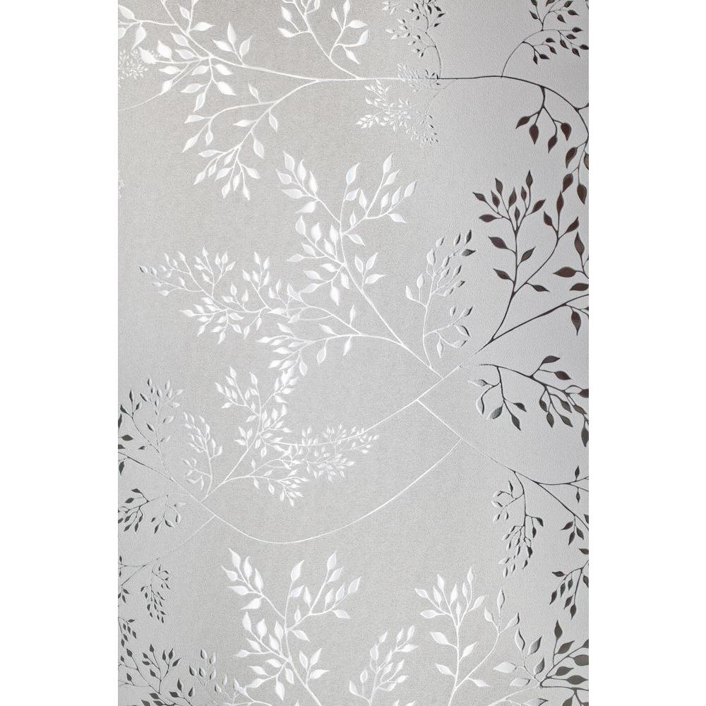 H Elderberry Decorative Window Film