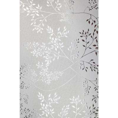 24 in. W x 36 in. H Elderberry Decorative Window Film
