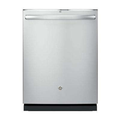 Top Control Built-In Tall Tub Dishwasher in Stainless Steel with Stainless Steel Tub and Steam Prewash
