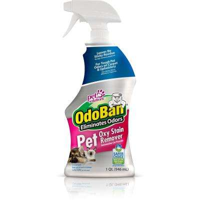 32 oz. Pet Oxy Stain Remover