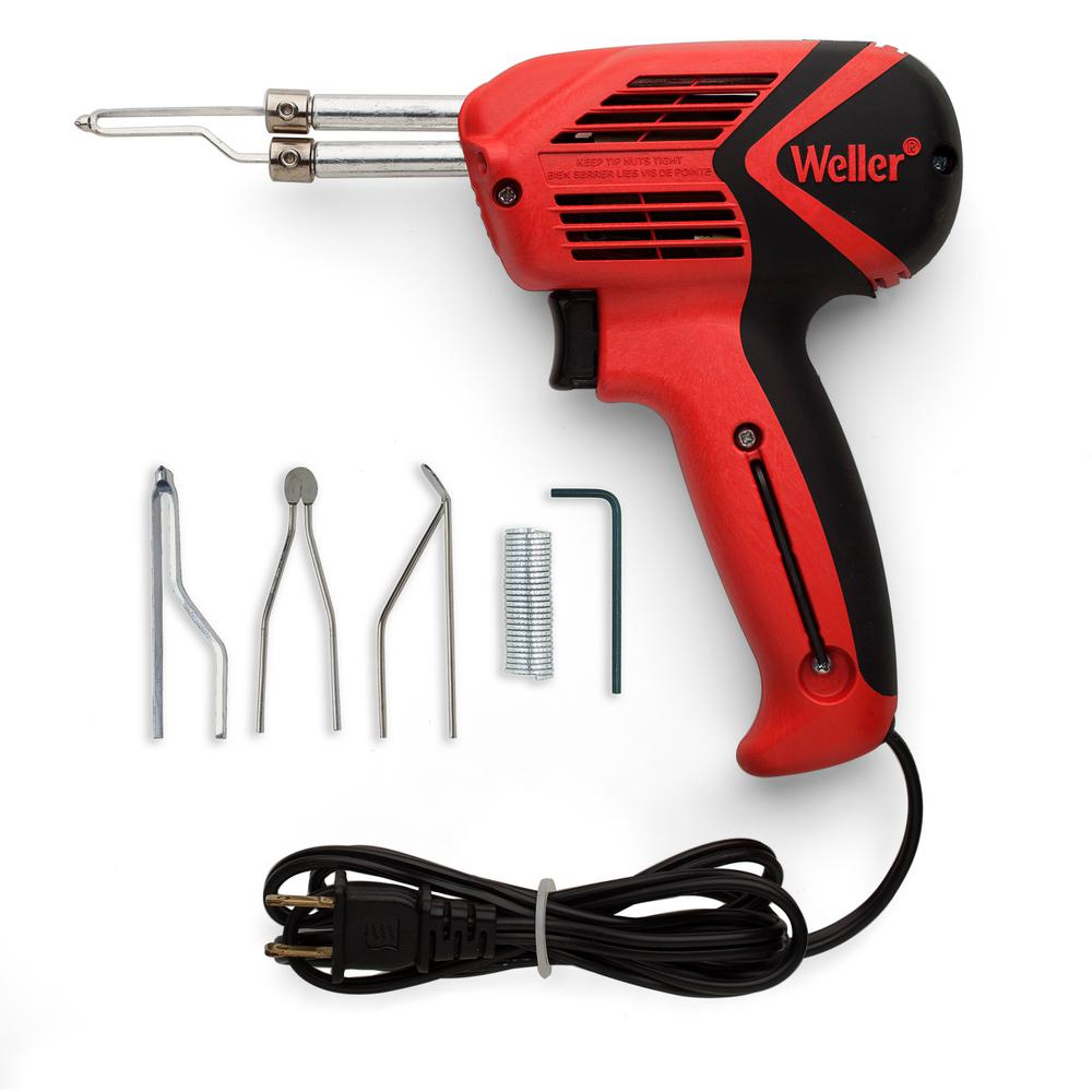 Weller 100-Watt/140-Watt Soldering Gun Kit-9400PKS - The