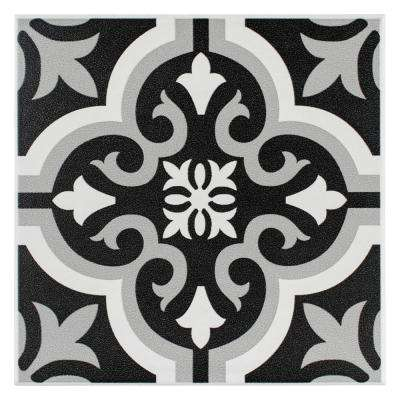 Braga Classic Encaustic 7-3/4 in. x 7-3/4 in. Ceramic Floor and Wall Tile (10.76 sq. ft. / case)