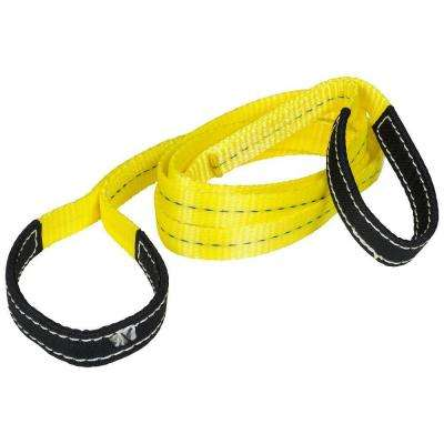 1 in. x 10 ft. 1 Ply Flat Loop Sling