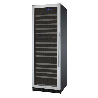 FlexCount II Dual Zone 172-Bottle Built-in Wine Refrigerator