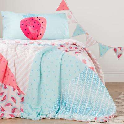 DreamIt Pink and Turquoise