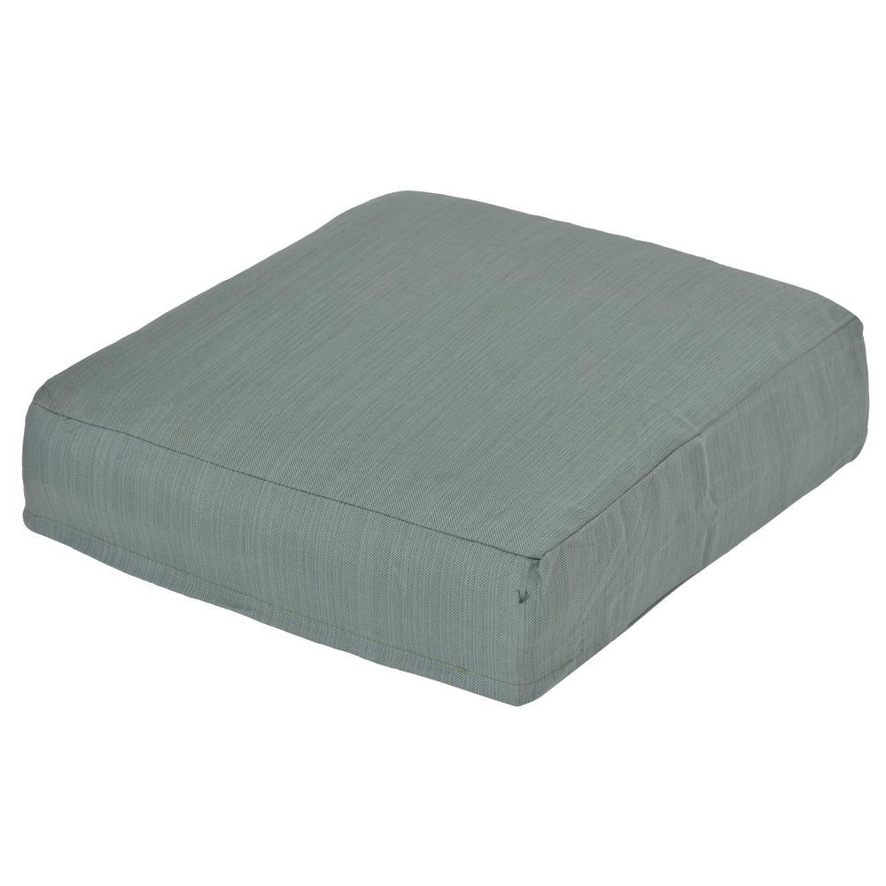Oak Cliff Surplus Replacement Outdoor Ottoman Cushion
