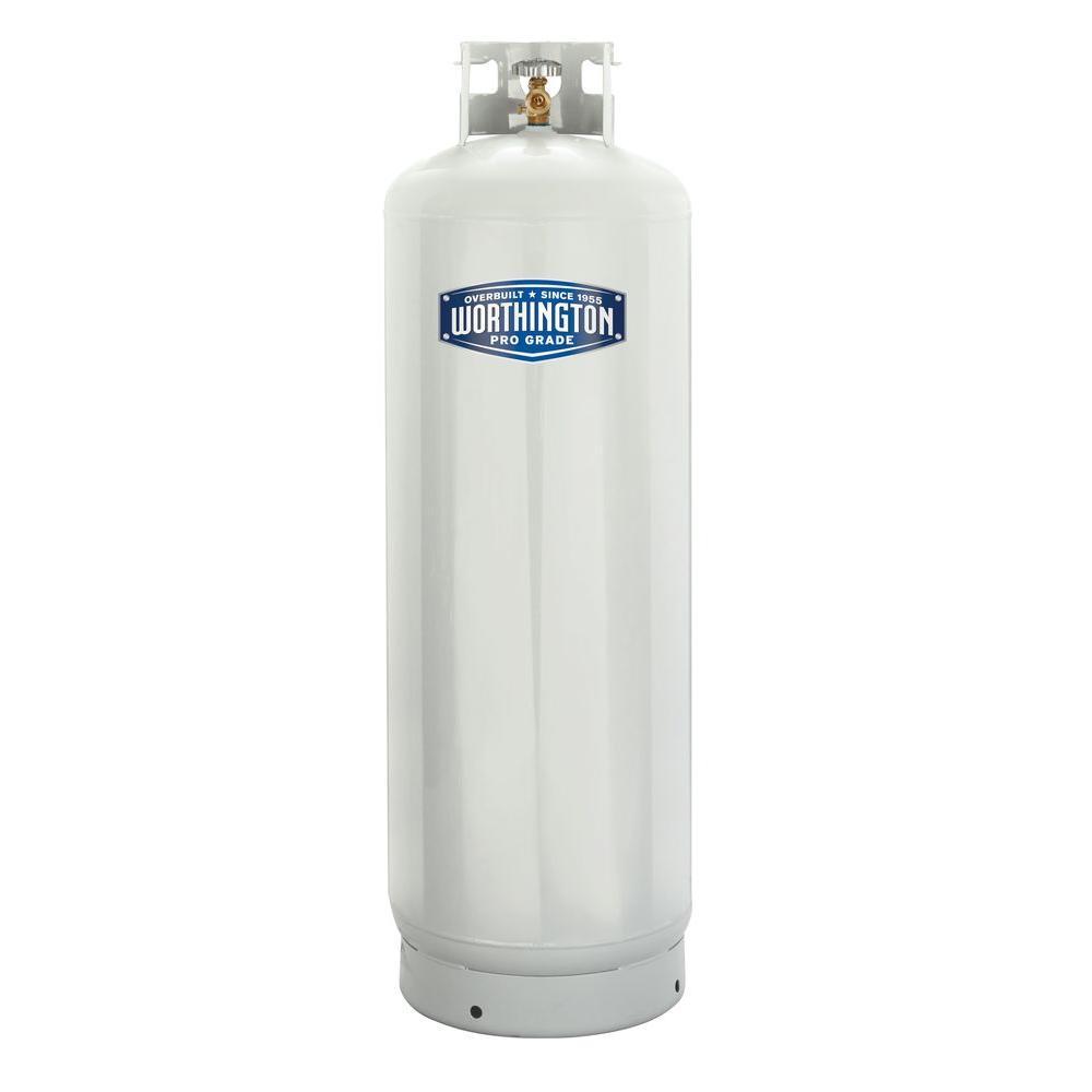 100 lb. Empty Propane Cylinder