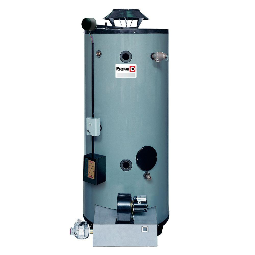 Perfect Fit 90 Gal 3Year 550000 BTU Natural Gas Water Heater