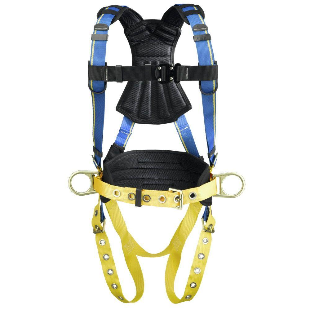 Werner Upgear Blue Armor 2000 Construction (3 D-Rings) Small Harness